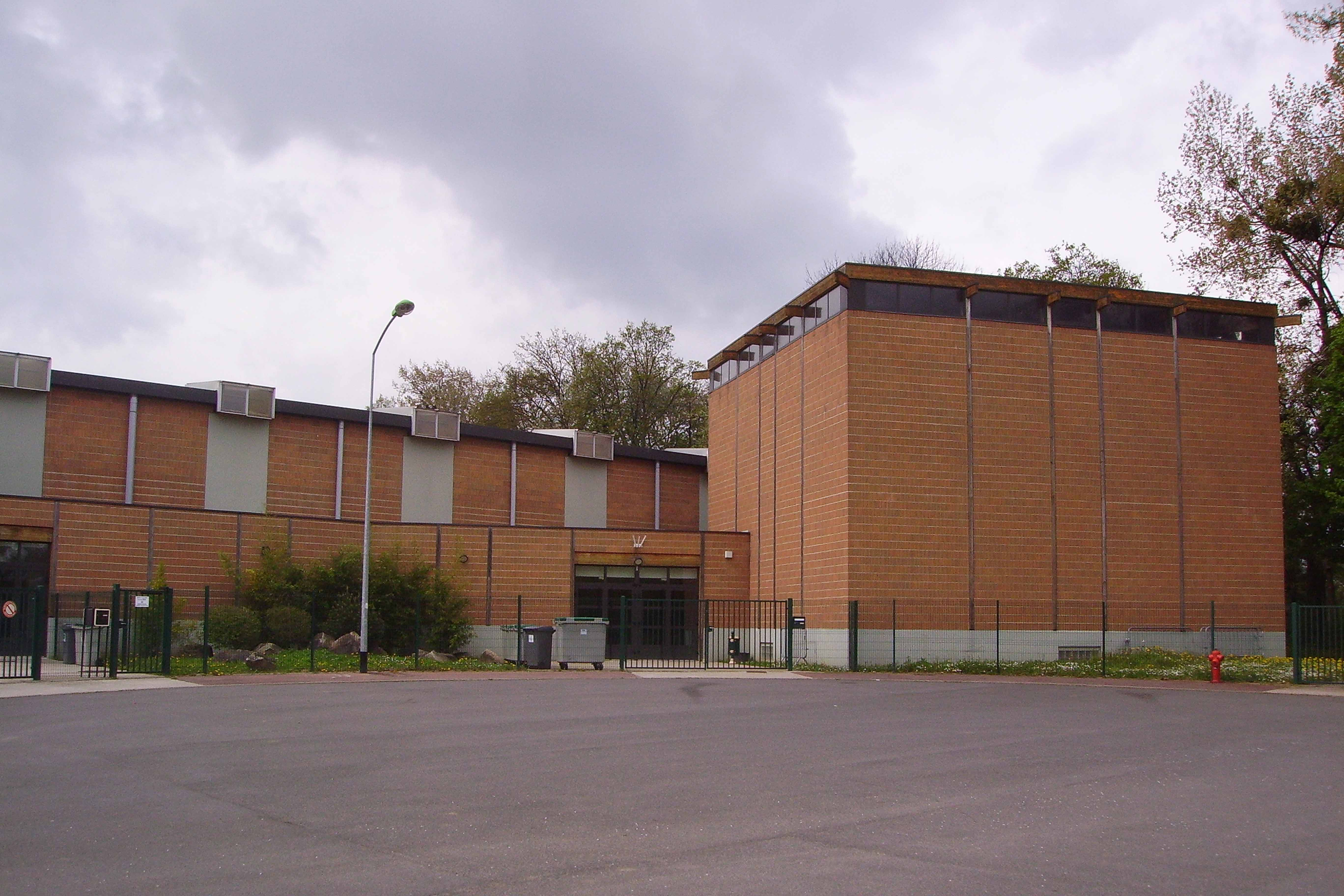 Salle de sports de Marly-la-Ville