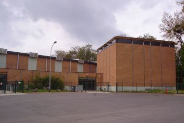 Salle de sports de Marly-la-Ville